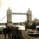 1_1994-Лондон, на берегу Темзы